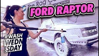 Download Alex's 2011 Ford SVT Raptor 6.2L Wash + Drive | WASHWEDNESDAY Video