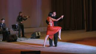 Download Stefano Giudice Marcela Guevara - Oblivion- White Nights Tango 2010 concert - 2 Video