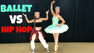 Download Ballet VS Hip Hop! Video