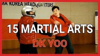 Download DK Yoo - 15 martial arts Video