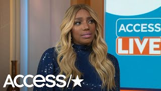 Download 'RHOA' NeNe Leakes Has An Interesting Reaction When Kim Zolciak's Name Is Mentioned! | Access Video