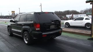 Download Turbo HEMI Jeep Cherokee SRT8 Run's 10's Video