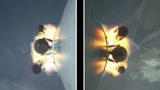 Download PSLV-C38 / Cartosat-2E onboard camera view Video