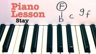 Download Stay- Piano Lesson- Rihanna ft Mikky Ekko (Todd Downing) Video