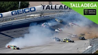 Download Monster Energy NASCAR Cup Series- Full Race -Geico 500 Video