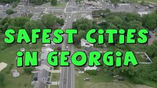 Download TOP 10 SAFEST CITIES To Live in Georgia Video