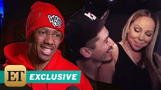 Download EXCLUSIVE: Nick Cannon Weighs In on Mariah Carey and Bryan Tanaka's Split Video