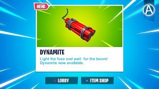 Download NEW ″DYNAMITE″ Gameplay! // Pro Console Player // 1400+ Wins (Fortnite Battle Royale LIVE PS4) Video