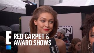 Download Gigi Hadid Stuns at 2016 American Music Awards | E! Live from the Red Carpet Video