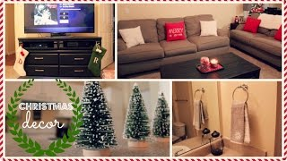 Download Decorating My Apartment for Christmas! Video