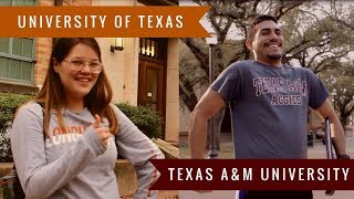 Download What's Your Perspective: A&M v. UT Video
