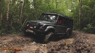 Download The new Land Rover Defender Tactical Bi-turbo. - better than ever!″ Custom made by Free4x4Style Team Video