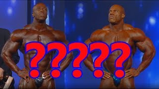 Download NO ONE Knew Phil Heath Would Lose to Shawn Rhoden!!!! Video