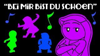 Download Bei Mir Bist Du Schoen- Rebecca Parham (Music Video Only) Video