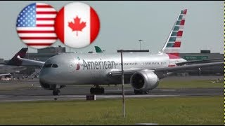 Download North American Heavies at Dublin Airport | Heavy's Only ! Video