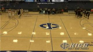 Download Men's Basketball: Iowa Central vs. Marshalltown (11/28/2016) Video
