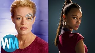 Download Top 10 Best Female Star Trek Characters Video