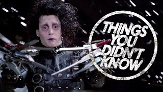 Download 7 Things You (Probably) Didn't Know About Edward Scissorhands! Video