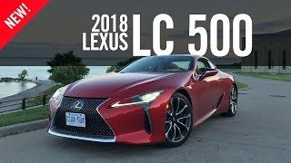 Download 2018 Lexus LC 500 First Drive Review Road Test Video