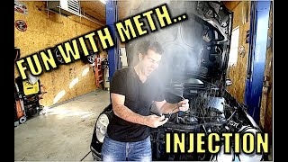 Download E55 AMG Build PT 4 - Water/Methanol Injection Kit Install + Spraying Myself in the Face. Video
