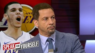 Download Chris Broussard: Lonzo Ball is looking expendable right now | SPEAK FOR YOURSELF Video