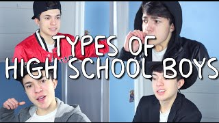 Download TYPES OF HIGH SCHOOL BOYS Video