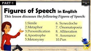 Download Top -22 Figures of Speech in English (Part-1) Video