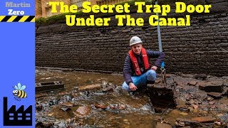 Download The Secret Trap Door Under The Canal Video