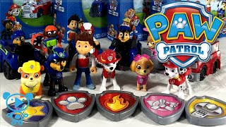 Download Paw Patrol Toys Unboxing - Paw Patrol Team Action Pup Sets & Paw Patrol Vehicles Racers Team Packs Video
