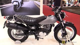 Download 2016 Suzuki Van Van 200 - Walkaround - 2015 Salon de la Moto Paris Video