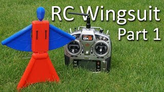 Download RC Wingsuit - Part 1 Video