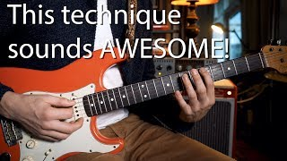 Download Hendrix style 'Double Stops'   Guitar Essentials Video