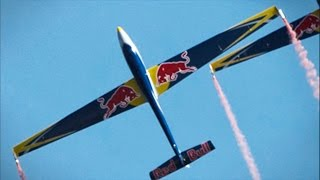 Download 2 Red Bull Swift S1 Glider Formation Aerobatics - RC Airshow Display - Aerotow + Landing - AFW2014 Video