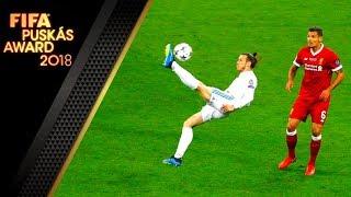 Download FIFA Puskas 2018 ᴴᴰ • 100 Amazing Goals of the Season 2017/18 Video