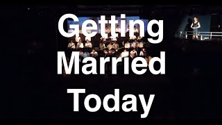 Download Act 2 Part 5: ″Getting Married Today″ from Company   Regis Repertory Fall 2014 Video