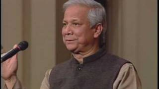 Download Muhammad Yunus: Creating a World Without Poverty Video