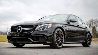 Download '17 Mercedes C63 AMG S Review - Why It's Better Than An M3 Video