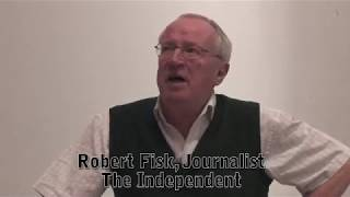 Download Robert Fisk, The Independent, speaks at University of Ottawa (2009) Video