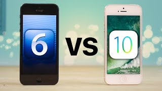 Download RIP iPhone 5 - iOS 6 vs 10 Final Speed Test Video