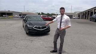 Download Walk Through 2018 Acura TLX Video