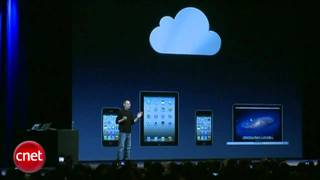 Download CNET News: Steve Jobs introduces iCloud Video