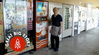 Download A Homemade Meal . . . From a Vending Machine Video
