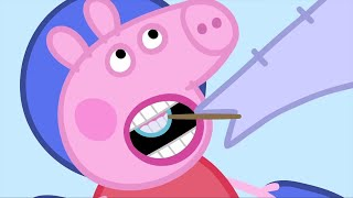 Download Peppa Pig Official Channel | Peppa Pig Visits The Dentist Video