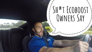 Download Sh*t Ecoboost Mustang Owners Say Video