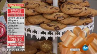 Download HSN | Holiday Treats featuring David's Cookies 11.29.2016 - 05 PM Video