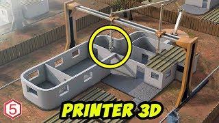Download Bangun Rumah Pake Printer 3D Selesai Dalam Sehari Video
