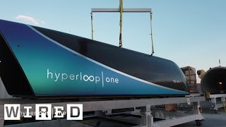 Download Watch the Hyperloop Complete Its First Successful Test Ride | WIRED Video
