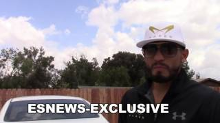 Download ABNER MARES on his CAR Collection EsNews Boxing Video