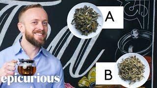 Download Tea Expert Guesses Cheap vs Expensive Tea | Price Points | Epicurious Video