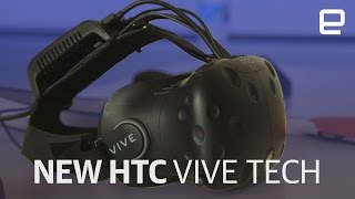 Download New HTC Vive Tech Showcase | Hands-On Video